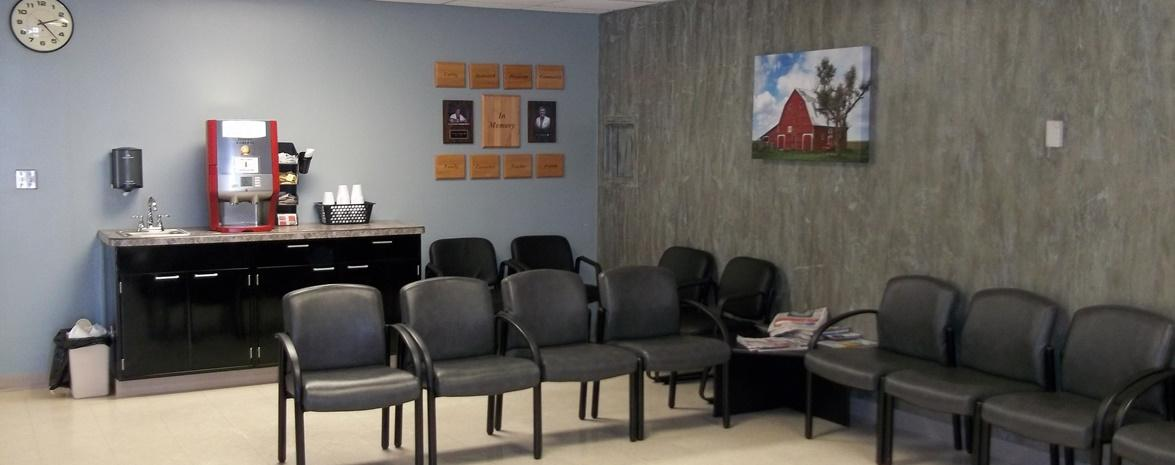Out-Patient Waiting Room