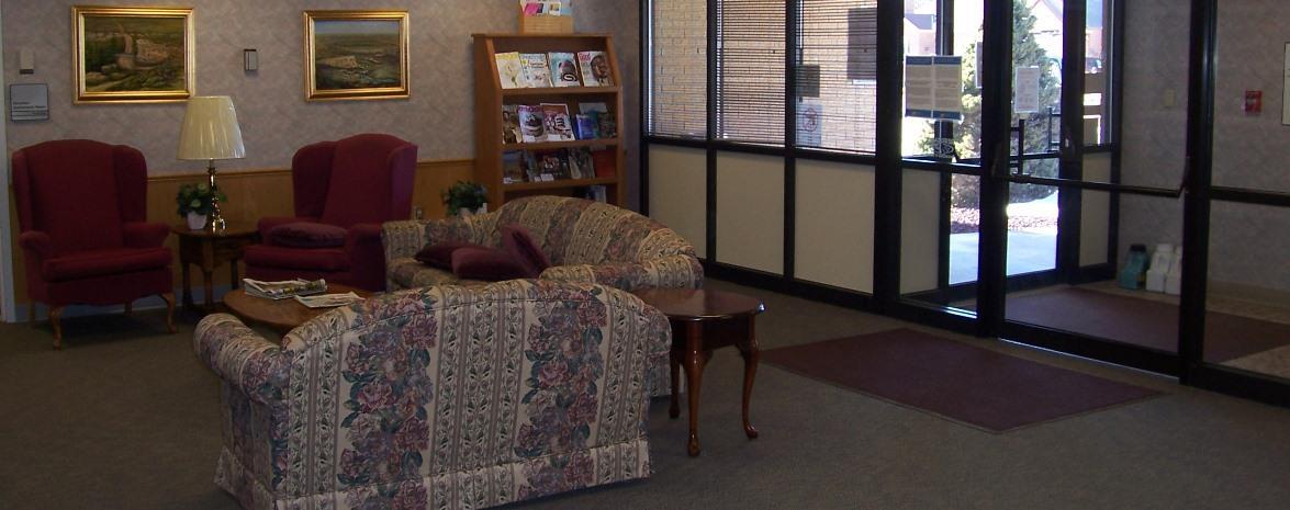 Business Office Lobby