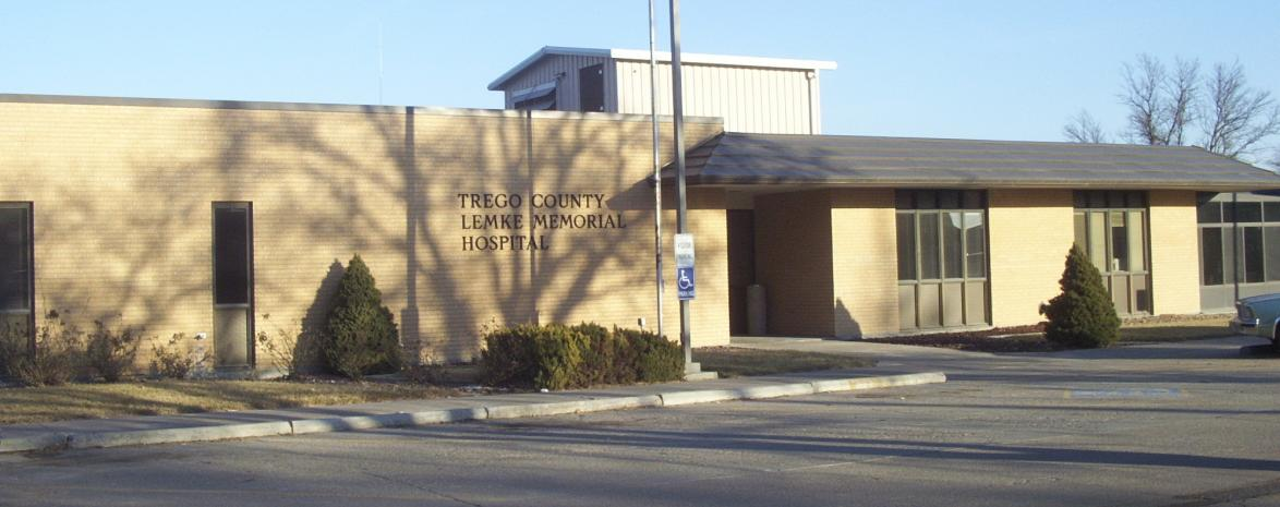 Trego County-Lemke Memorial Hospital